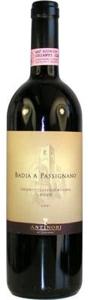 Antinori Badia A Passignano Chianti Classico Riserva 2005, Docg Bottle