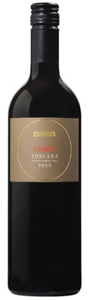 Caparzo Rosso 2008, Igt Toscana Bottle