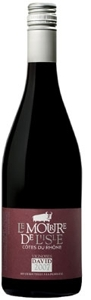 La Mourre De L'isle Côtes Du Rhône 2007, Ac Bottle