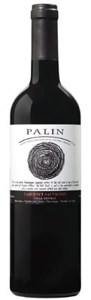 Palin Cabernet Sauvignon 2008, Central Valley, Made With Organically Grown Grapes Bottle