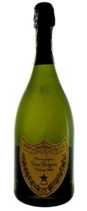 Möet & Chandon Dom Pérignon Vintage Brut Champagne 2000 Bottle
