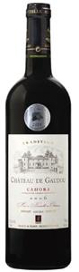 Château De Gaudou Tradition Cahors 2006, Ac Bottle