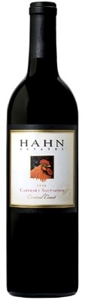 Hahn Estates Cabernet Sauvignon 2006, Central Coast Bottle