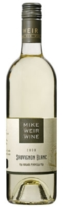 Mike Weir Sauvignon Blanc 2008, VQA Niagara Peninsula Bottle