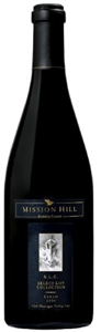 Mission Hill Slc Syrah 2006, VQA Okanagan Valley, Select Lot Collection Bottle
