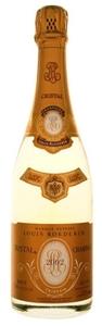 Louis Roederer Cristal Vintage Brut Champagne 2002 Bottle