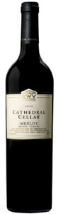 Cathedral Cellar Merlot 2003, Wo Coastal Region Bottle
