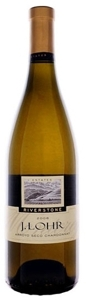 J. Lohr Riverstone Arroyo Seco Chardonnay 2007, Monterey County, California Bottle