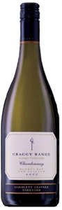 Craggy Range Chardonnay Gimblett Gravels Vineyard 2007, Hawkes Bay Bottle