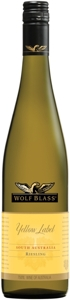 Wolf Blass Yellow Label Riesling 2006, South Australia Bottle