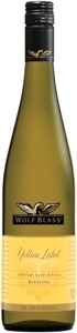Wolf Blass Yellow Label Riesling 2008, South Australia Bottle