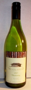 Woolshed Chardonnay 2007 Bottle