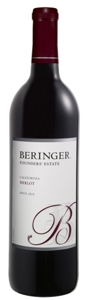 Beringer Founders Estate Merlot 2006 Bottle