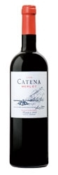 Catena Merlot 2007, Mendoza Bottle