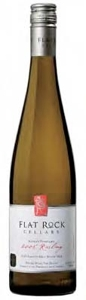 Flat Rock Cellars Nadja's Vineyard Riesling 2008, VQA Twenty Mile Bench, Niagara Peninsula Bottle
