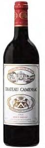 Château Camensac 1995, Ac Haut Médoc, 5e Cru Classé Bottle