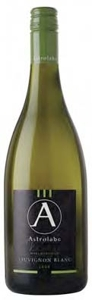Astrolabe Voyage Sauvignon Blanc 2008, Marlborough, South Island Bottle