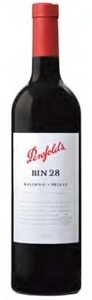 Penfolds Bin 28 Kalimna Shiraz 2006 Bottle