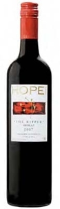 Hope Estate The Ripper Shiraz 2007, Western Australia, Estate Grown Bottle