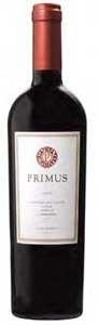 Veramonte Primus 2006, Colchagua Valley Bottle