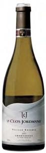 Le Clos Jordanne Village Reserve Chardonnay 2007, VQA Niagara Peninsula Bottle
