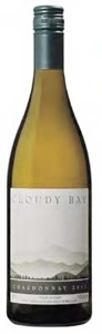 Cloudy Bay Chardonnay 2007, Marlborough, South Island Bottle