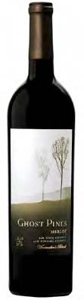 Ghost Pines Winemaker's Blend Merlot 2006, Napa & Sonoma Counties Bottle