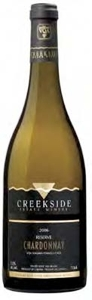 Creekside Reserve Chardonnay 2006, VQA Niagara Peninsula Bottle