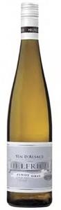 Helfrich Pinot Gris 2008, Ac Alsace Bottle