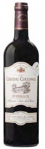 Château Coulonge 2005, Ac Bordeaux Bottle