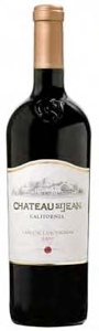 Chateau St. Jean Cabernet Sauvignon 2007, California Bottle