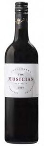 The Musician By Majella Cabernet/Shiraz 2007, Coonawarra, South Australia Bottle