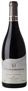 Le Clos Jordanne Village Reserve Pinot Noir 2007, VQA Niagara Peninsula Bottle
