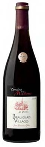 Domaine De La Madone Le Perréon Beaujolais Villages 2008, Ac Bottle