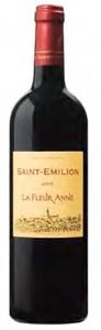 La Fleur Anne 2005, Ac Saint émilion Bottle