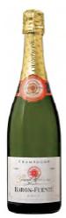 Baron Fuenté Grand Millésime Vintage Brut Champagne 1996 Bottle