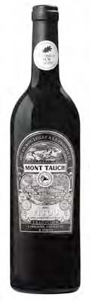 Mont Tauch Tradition Carignan/Grenache/Syrah 2007, Ac Fitou Bottle