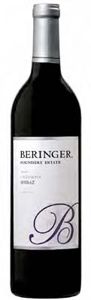 Beringer Founders' Estate Shiraz 2006, California Bottle