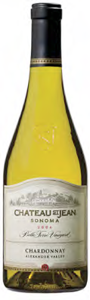 Chateau St. Jean Belle Terre Vineyard Chardonnay 2006, Alexander Valley, Sonoma County Bottle
