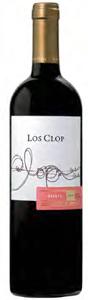 Los Clop Malbec 2008, Mendoza Bottle