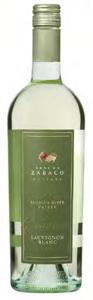 Rancho Zabaco Reserve Sauvignon Blanc 2008, Russian River Valley, Sonoma County Bottle