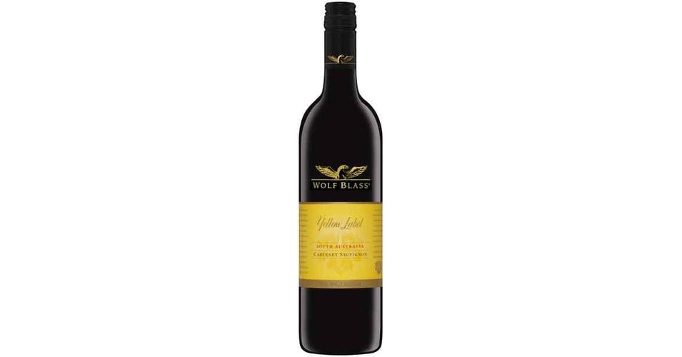 Wolf Blass Yellow Label Cabernet Sauvignon 2006 Expert