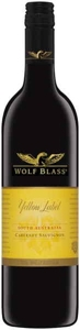 Wolf Blass Yellow Label Cabernet Sauvignon 2006, South Australia Bottle