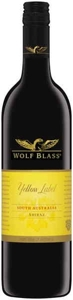 Wolf Blass Yellow Shiraz 2006, South Australia Bottle