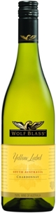Wolf Blass Yellow Label Chardonnay 2008 Bottle
