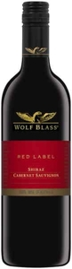 Wolf Blass Red Label Shiraz/Cabernet Sauvignon 2007, South Eastern Australia Bottle