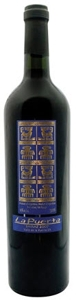 La Puerta Shiraz 2008, Famatina Valley Bottle