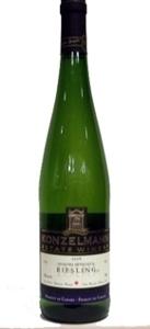 Konzelmann Riesling VQA 2008 Bottle