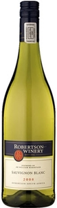Robertson Winery Sauvignon Blanc 2008 Bottle