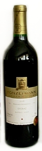 Konzelmann Shiraz Barrel Aged 2008, VQA Niagara Peninsula Bottle